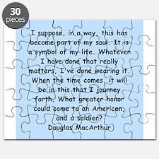douglas macarthur Puzzle