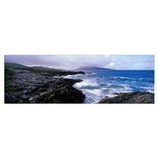 (Traigh Luskentyre ) Sound of Taransay (Outer Hebr Poster
