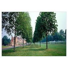 Garden Grounds Windsor Castle England