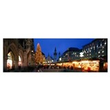 Germany decorations Wrapped Canvas Art