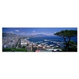 Bay of naples Wrapped Canvas Art