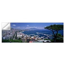 Naples Italy Wall Decal
