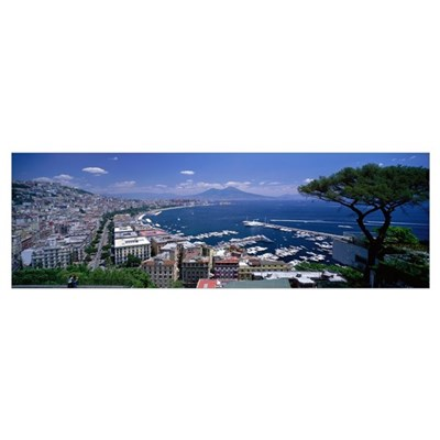 Naples Italy Poster