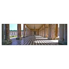 Palace of Versailles (Palais de Versailles) France Poster