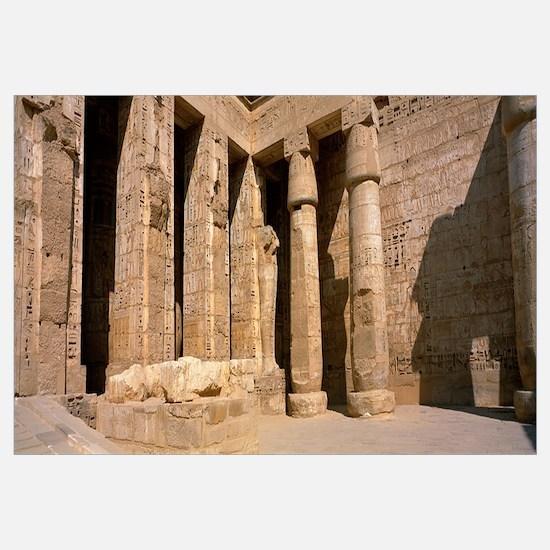 Medinat Habu Luxor Egypt