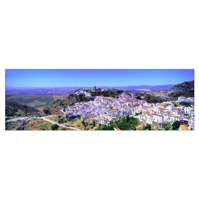 Casares Andalucia Spain Poster