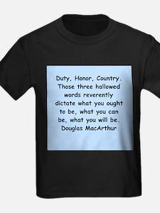 douglas macarthur T