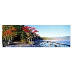 Chocorua Lake White Mountains National Forest NH Poster