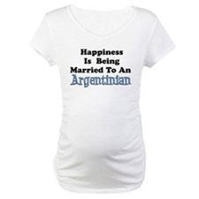 Happiness Married Argentinian Shirt