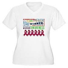 Powerful Multiple Myeloma T-Shirt