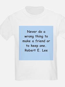 robert e lee T-Shirt