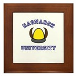 Ragnarok University Framed Tile