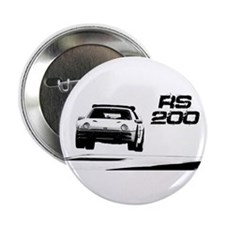 "Cute Cool car 2.25"" Button"
