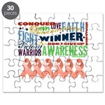 Powerful Uterine Cancer Puzzle