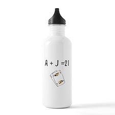 Blackjack Sports Water Bottle