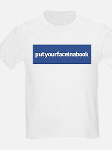 facebook bumper T-Shirt