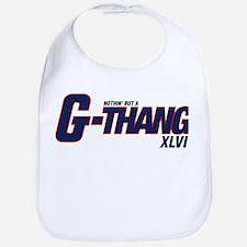 NY G-Thang Bib