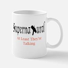 Supernatural - They're Talking Mug