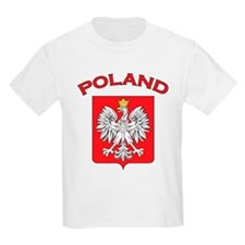 Poland Kids T-Shirt
