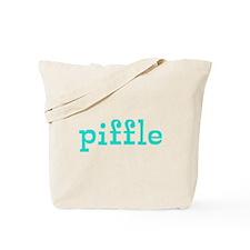 Piffle Tote Bag