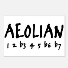 Aeolian Scale Postcards (Package of 8)