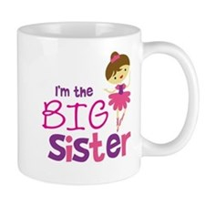 Dance Big Sister Small Mug
