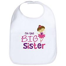 Dance Big Sister Bib