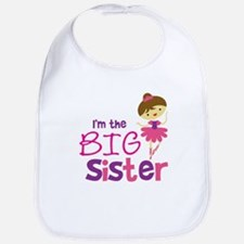 Dance Big Sister Bib