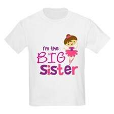 Dance Big Sister T-Shirt