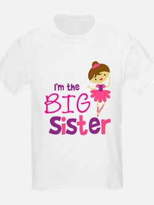 Dance Big Sister T-Shirt