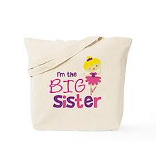 Dance Big Sister Tote Bag