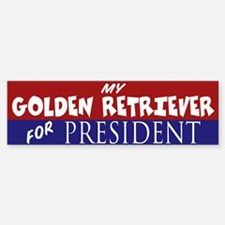 Golden Retriever Stickers