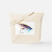 Fly Illustration Tote Bag
