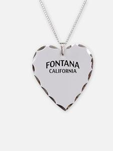 Fontana California Necklace