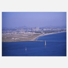 Coastline, Coronado, San Diego, San Diego Bay, San