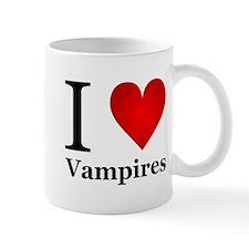 I Love Vampires Mug