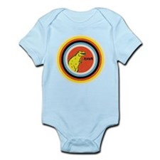 Bullseye RAWR Infant Bodysuit