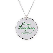 Proud Leapling Necklace