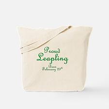 Proud Leapling Tote Bag