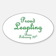 Proud Leapling Decal