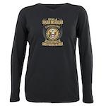 Redneck Cougar Zip Hoodie (dark)