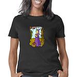 Redneck Cougar Organic Women's T-Shirt (dark)