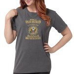 Redneck Cougar Maternity Dark T-Shirt