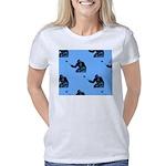 Redneck Cougar Women's Dark T-Shirt