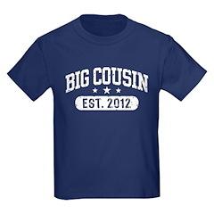 Big Cousin 2012 T