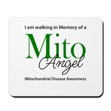 Mito Angel Mousepad