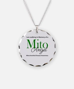 Mito Angel Necklace