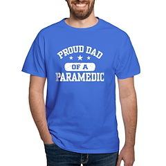 Proud Dad of a Paramedic T-Shirt