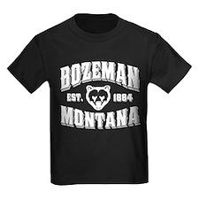 Bozeman Bear 1884 T