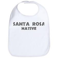 Santa Rosa Native Bib